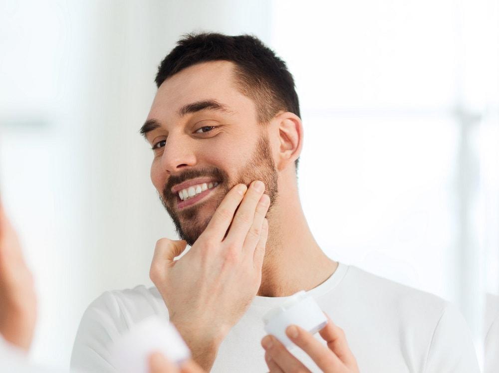 Fade Your High Beard Neckline