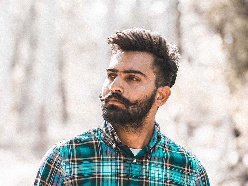 beardstache style