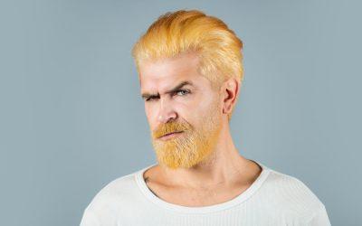 tips to lighten beard dye