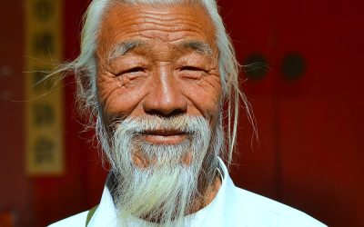 Chinese White Beard