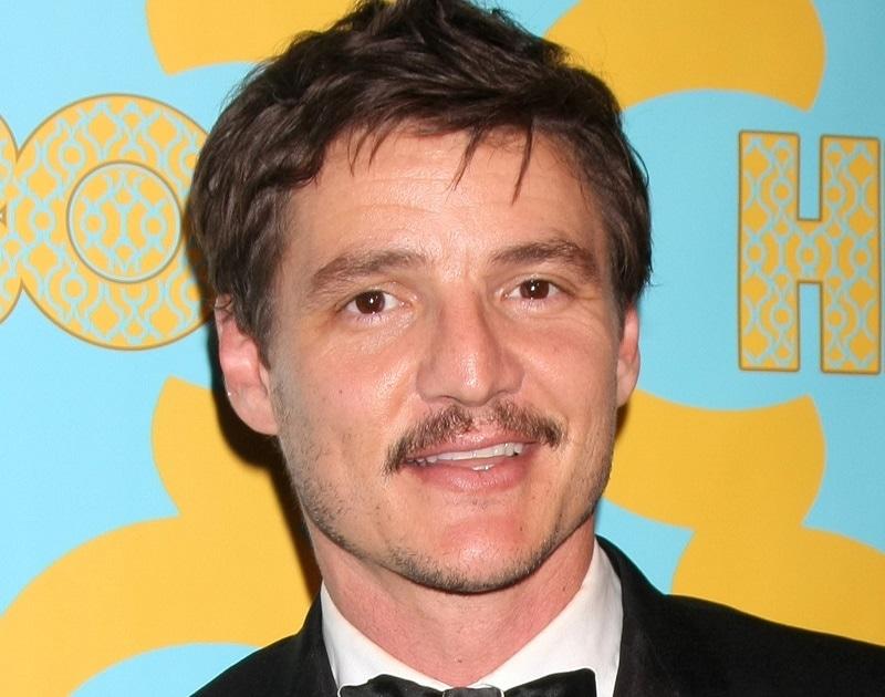 Pedro Pascal's Mustache